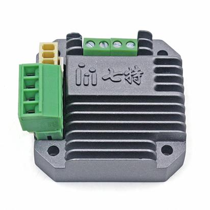 42步进电机驱动电路_42型一体化CAN总线步进电机驱动器