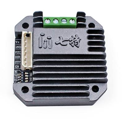 42步进电机驱动电路_42型一体化并行indexer接口步进电机驱动器